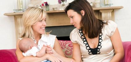 visitas-pos parto-gravidez-gestação