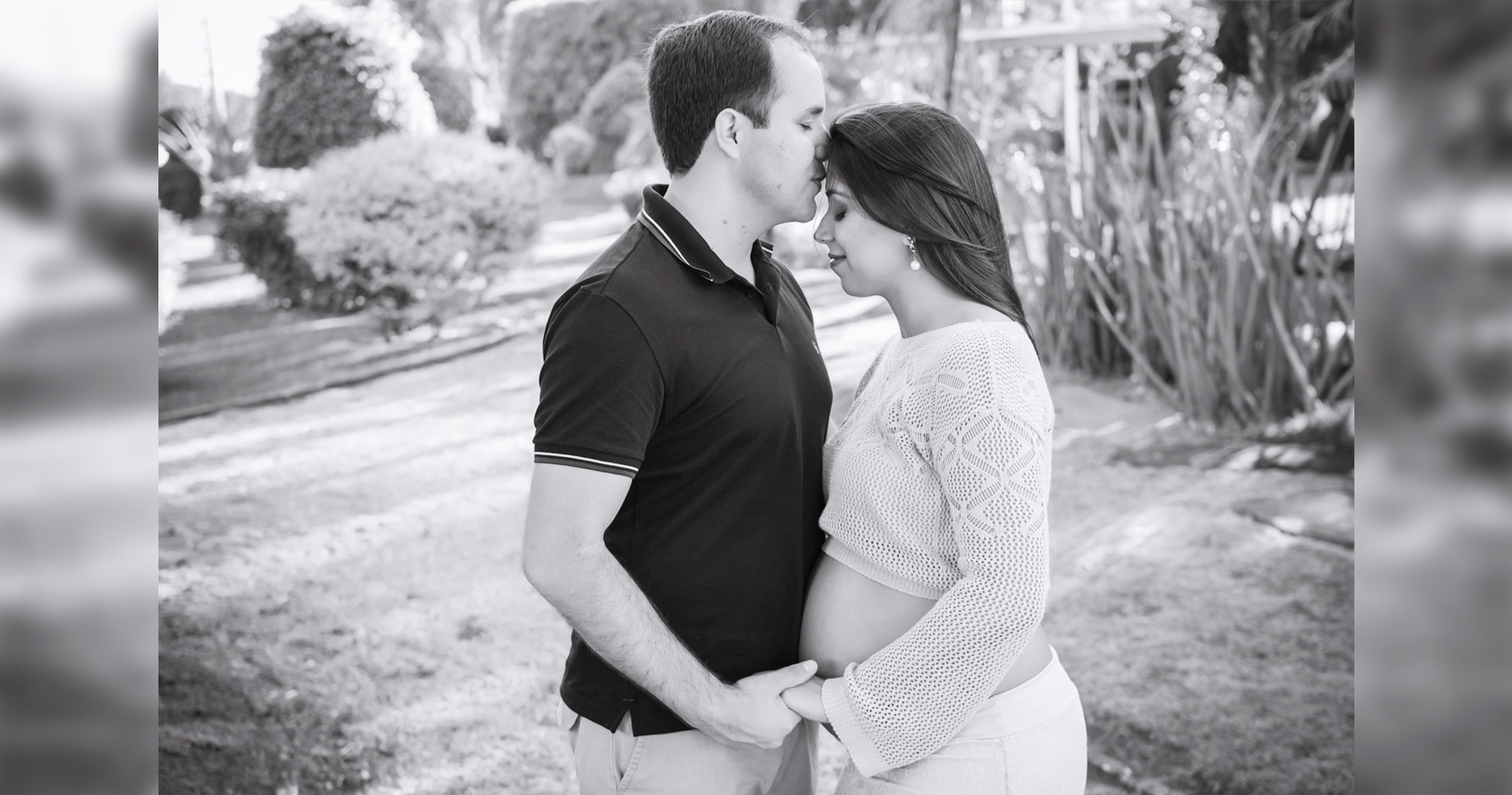 ensaio romantico casal e mulher gestante em brasilia df
