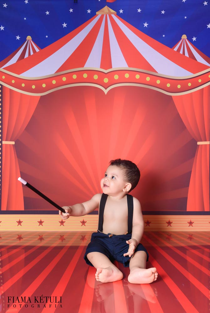 ensaio-fotos-infantil-bebe-cenario-circo
