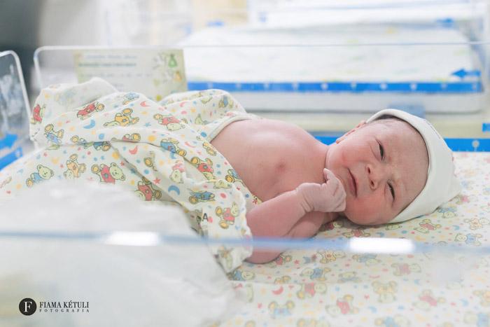 Registro de nascimento - Fotografia de parto em Brasília