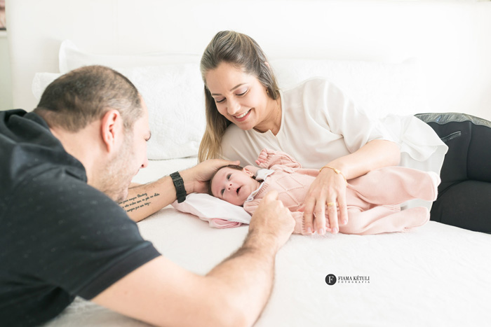 Ensaio Lifestyle bebê 1 mês-fotógrafa para ensaio em casa-Brasília-DF