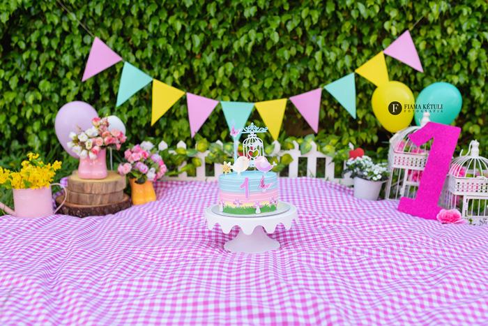Smash the cake Externo Jardim Encantado menina Brasília - Fotógrafa de Smash the Cake em Brasília, Guará