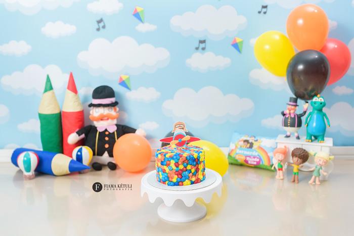 Smash the cake Mundo Bita
